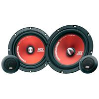 Sistema a 2 vie MTX 165mm Tweeter seta