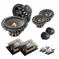 Sistema 3 Vie BLAM Multix 165mm 2Ohm 94dB 250W Hi-End
