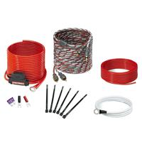 KIT INSTALLAZIONE STREETWIRES 6mm2  5+1metri Red/White 60A AFC-en
